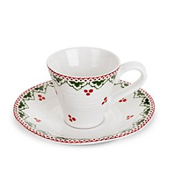 Sophie Conran for Portmeirion® Sugar Plum Fairy Espresso Cup and Saucer