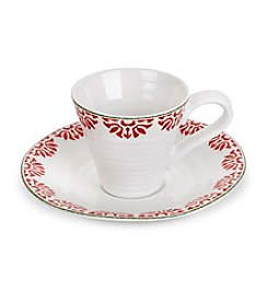 Sophie Conran for Portmeirion® Christmas Star Espresso Cup and Saucer
