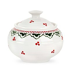 Sophie Conran for Portmeirion® Christmas Covered Sugar Bowl