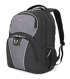SwissGear® Padded Laptop or Tablet Pocket Backpack