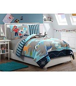 Victoria Classics Ahoy 4-pc. Comforter Set