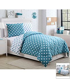 Victoria Classics Dotty 3-pc. Comforter Set