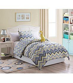 Victoria Classics Giraffe 3-pc. Reversible Comforter Set