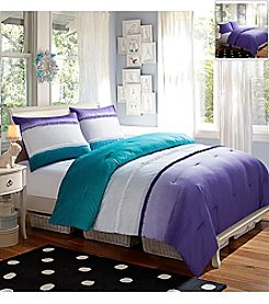 Victoria Classics Sunset Dream Ombre 3-pc. Comforter Set