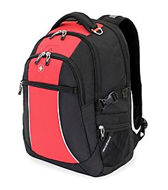 SwissGear® Padded Laptop or Tablet Pocket Audio Interface Backpack