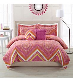 Pem America, Inc.® 17 Essentials Gypsy Chevron 5-pc. Comforter Set