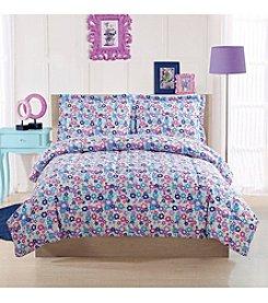 Pem America, Inc.® 17 Essentials Libby Floral 3-pc. Comforter Set