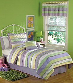 My World® Annas Ruffle 3-pc. Quilt Set