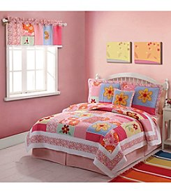 Pem America, Inc.® My World Olivia 3-pc. Quilt Set