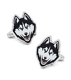 Cufflinks Inc. Men's University of Connecticut Huskies Cufflinks
