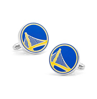 Cufflinks Inc. Men's NBA® Golden State Warriors Cufflinks