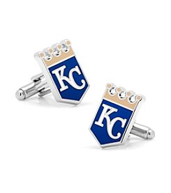 Cufflinks Inc. Men's MLB® Kansas City Royals Cufflinks