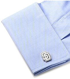 MLB® San Diego Padres Men's Cufflinks