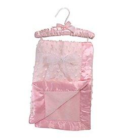 Stephan Baby®   Blanket Bumpy with Satin Trim