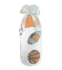 Stephan Baby® Sports Blanket Set