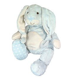 Stephan Baby® Plush Knotted Bunnie