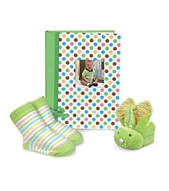 Stephan Baby® Photo Book with Socks Set