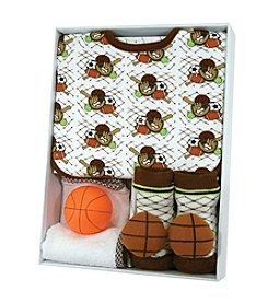Stephan Baby® Basketball Bib Set