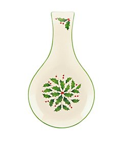 Lenox® Holiday Spoon Rest
