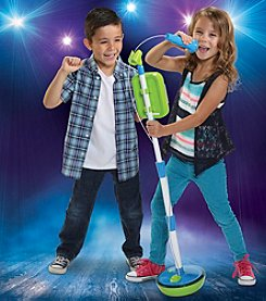Discovery Kids® Microphone With Stand