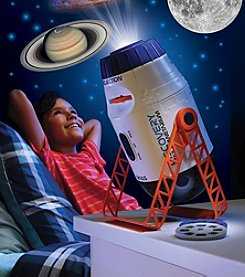 Discovery Kids 2-In-1 Stars & Planets Space Projector