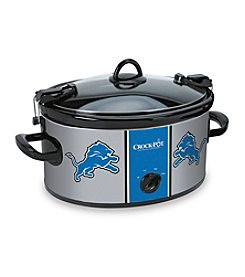 NFL® Detroit Lions Crock-Pot® Cook & Carry 6-Qt. Slow Cooker