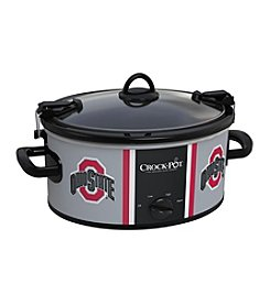 Ohio State NCAA Crock-Pot® Cook & Carry 6-Qt. Slow Cooker
