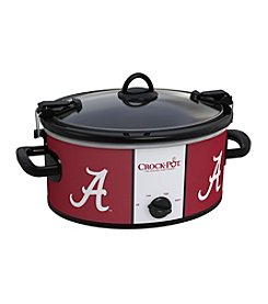 University Of Alabama NCAA Crock-Pot® Cook & Carry 6-Qt. Slow Cooker