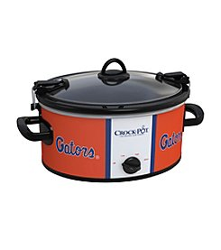 University of Florida NCAA Crock-Pot® Cook & Carry 6-Qt. Slow Cooker