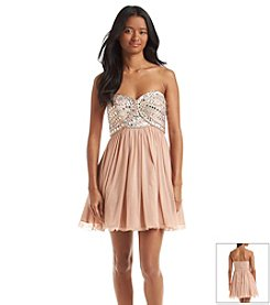 My Michelle® Jeweled Dress