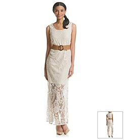Jessica Howard® Blouson Maxi Dress