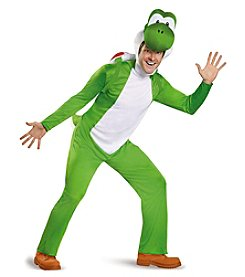 Nintendo® Super Mario Bros® Yoshi Deluxe Adult Costume