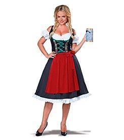 Oktoberfest Fraulein Costume