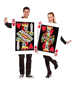 King and Queen of Hearts Costume
