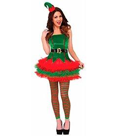 Sassy Elf Costume
