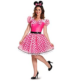 Disney® Minnie Mouse Pink Glam Adult Costume