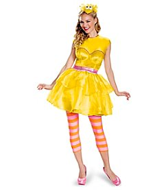 Sesame Street® Big Bird Sweetheart Adult Dress Costume