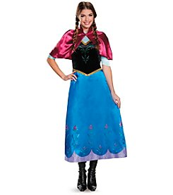 Disney® Frozen Anna Traveling Gown Adult Costume