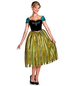 Disney® Princess Frozen Anna Coronation Deluxe Adult Costume
