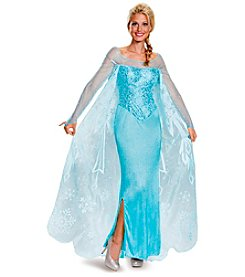 Disney® Princess Frozen Elsa Prestige Adult Costume