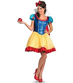 Disney® Princess Snow White Fab Deluxe Plus Adult Costume