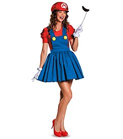 Nintendo® Super Mario Bros® Mario Costume with Skirt