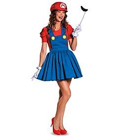 Nintendo® Super Mario Bros® Mario Costume with Skirt