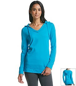 Exertek® Mesh Hooded Tunic