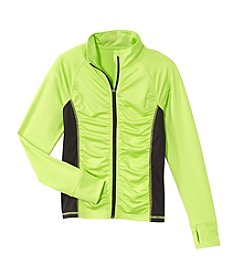 Mambo® Girls' 7-16 Solid Performance Jacket