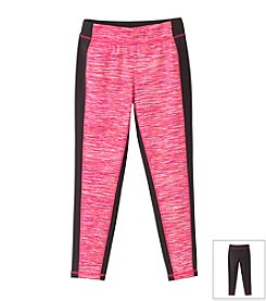 Mambo® Girls' 7-16 Space Dye Run Leggings