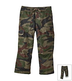 Mix & Match Boys' 2T-7 Camo Play Pants