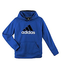 adidas® Boys' 8-20 Solid Tech Fleece Hoodie