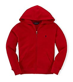 Ralph Lauren Childrenswear Boys' 2T-4T Full Zip Hoodie