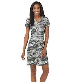 Chaps® Camo Active Dress